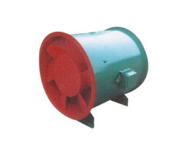 消(xiao)防(fang)高溫排煙風機
